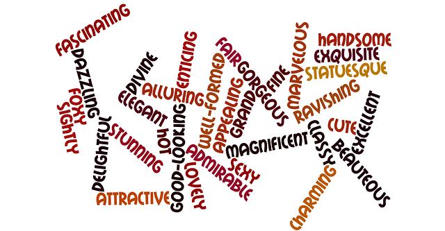 Noch ein Spaß: Thema Adjektive